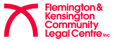 Flemington Kensington Community Legal Centre  logo