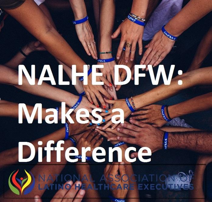 NALHE DFW Makes a Difference!