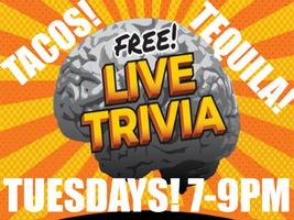 ***CANCELLED*** Tuesday Night Trivia!