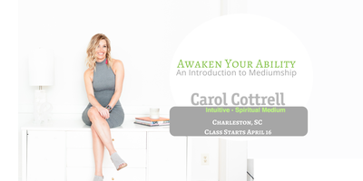 Awaken Your Ability. An Introduction to Mediumship....