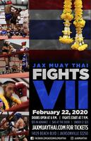 Jax Muay Thai Fights VII