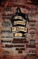 A Day In The Valley Of Death II Fest