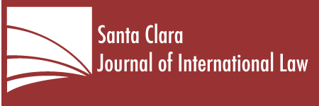 2013 Santa Clara Journal of International Law...