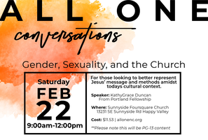Gender, Sexuality, and the Church