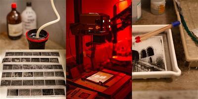 Dark Arts Photography and Darkroom Open Day