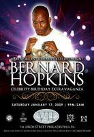 BERNARD HOPKINS BIRTHDAY EXTRAVAGANZA