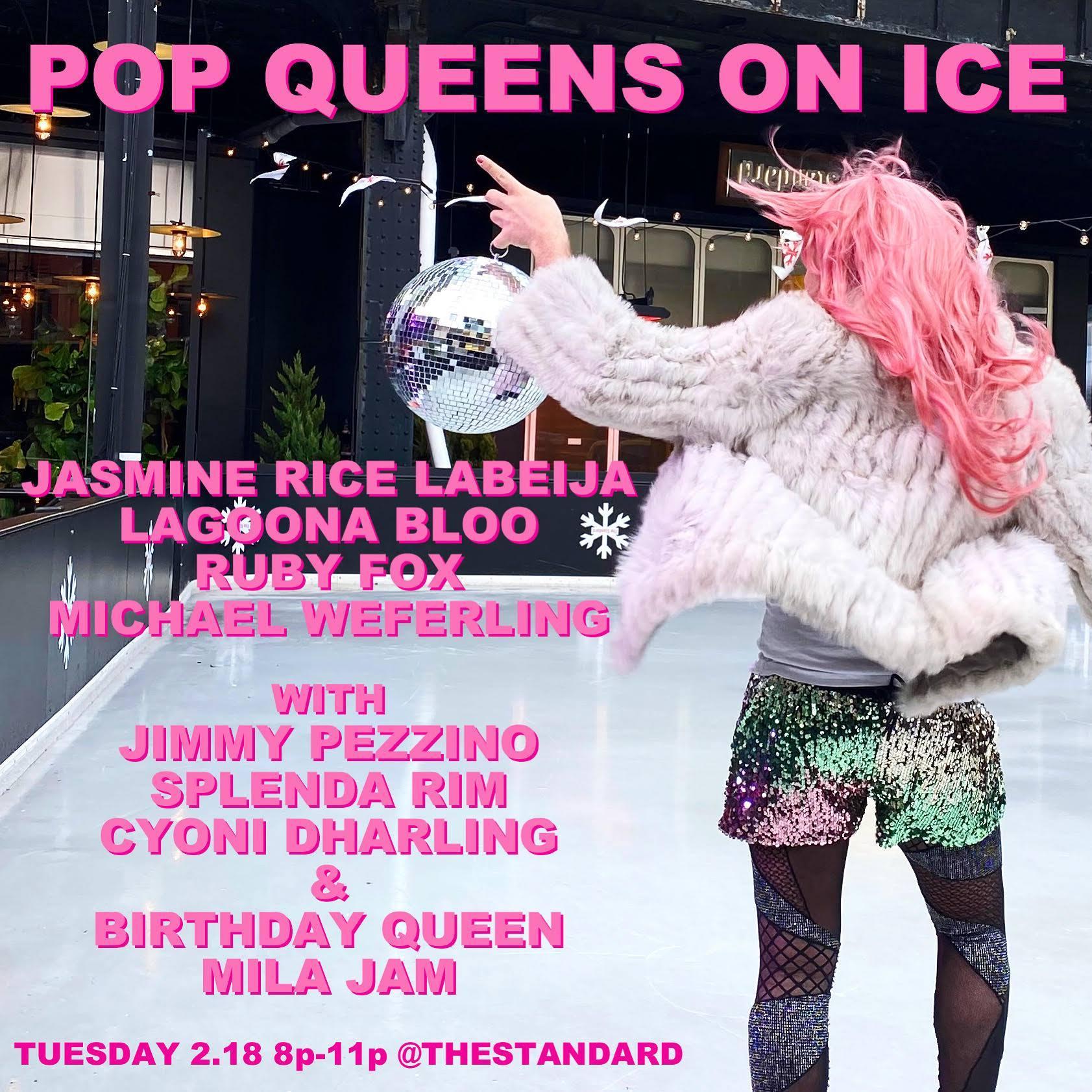Pop Queens On Ice