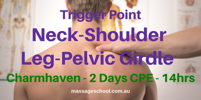 Trigger Point Therapy for Neck, Shoulder, Pelvic...