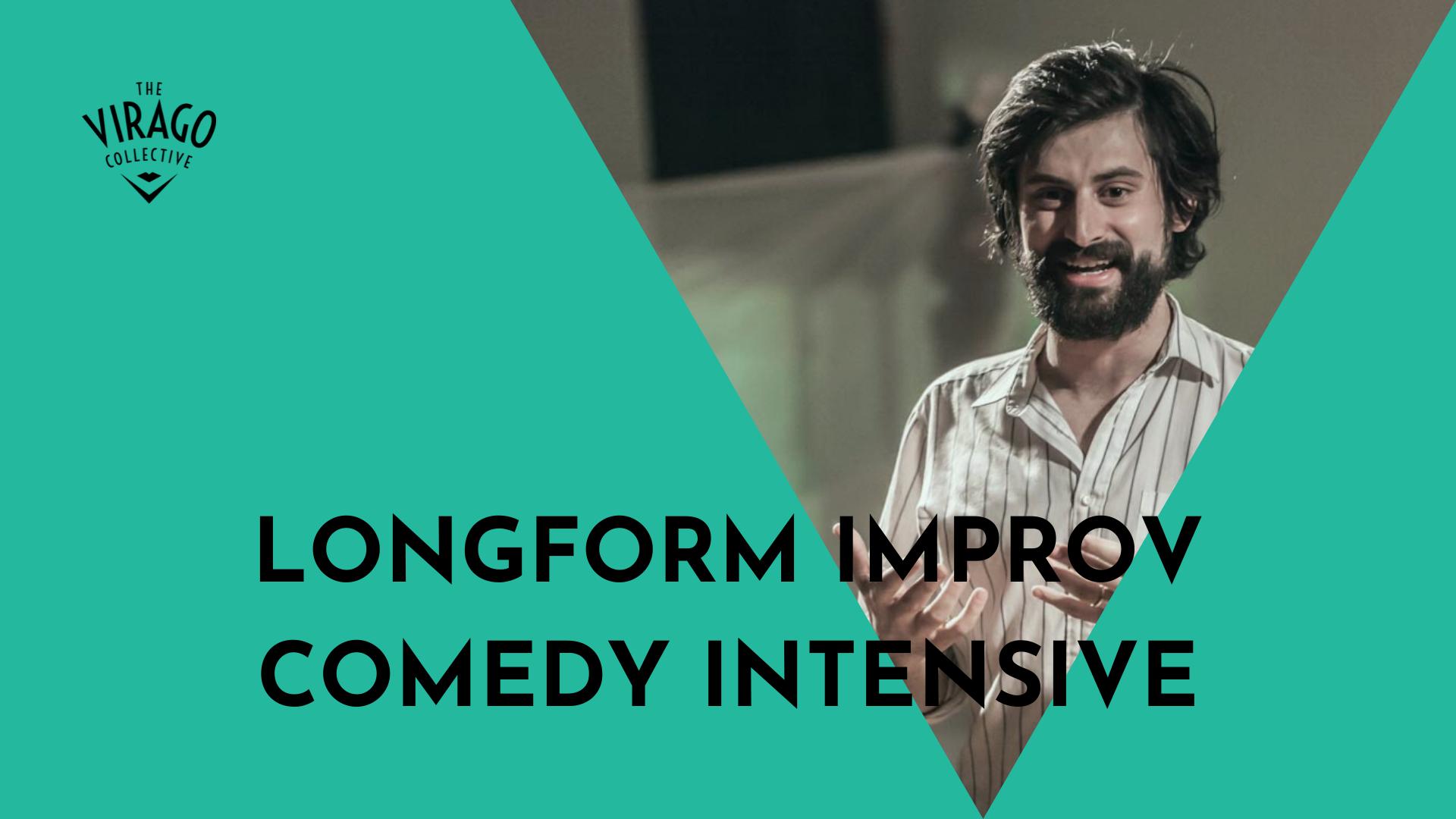 Longform Improv Comedy Intensive