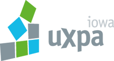 UXPA Iowa logo