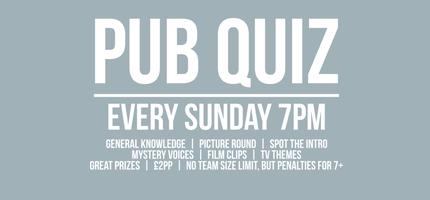 The Albany Pub Quiz