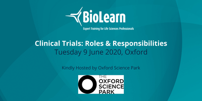 BioLearn: Clinical Trials-Roles & Responsibilities -...