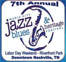 Music City Jazz, Blues & Heritage Festival featuring...