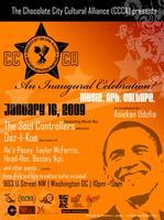 """An Inaugural Celebration!: Music. Art. Culture."""