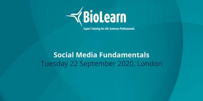 BioLearn: Social Media Fundamentals - London