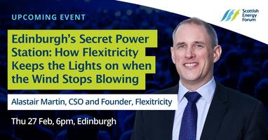 27 Feb Edinburgh, Alastair Martin, CSO and Founder of...