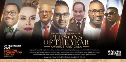 ALM Persons Of the Year Awards - Johannesburg 2020