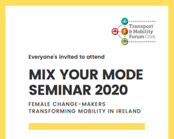MIX YOUR MODE SEMINAR-Female Change-Makers...