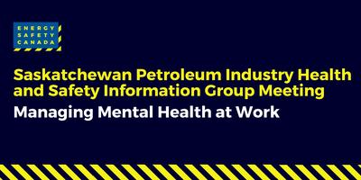 Information Group Meeting: Managing Mental Health at...