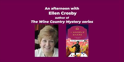 Ellen Crosby: An afternoon with the author