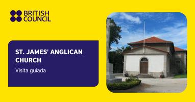 Visita à Igreja St. James' Anglican no Porto