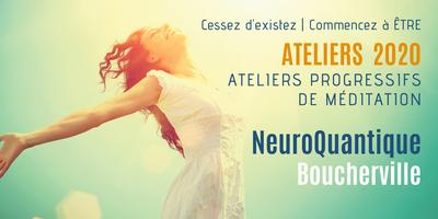 Boucherville | Ateliers progressifs de méditation...