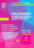 #MUJERES10