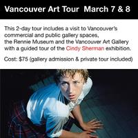 Vancouver Art Tour