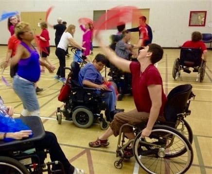 Spring 2020 Solidance Intergenerational Creative Movement Class