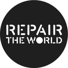 Organized by Repair the World, Held at Your Place! logo