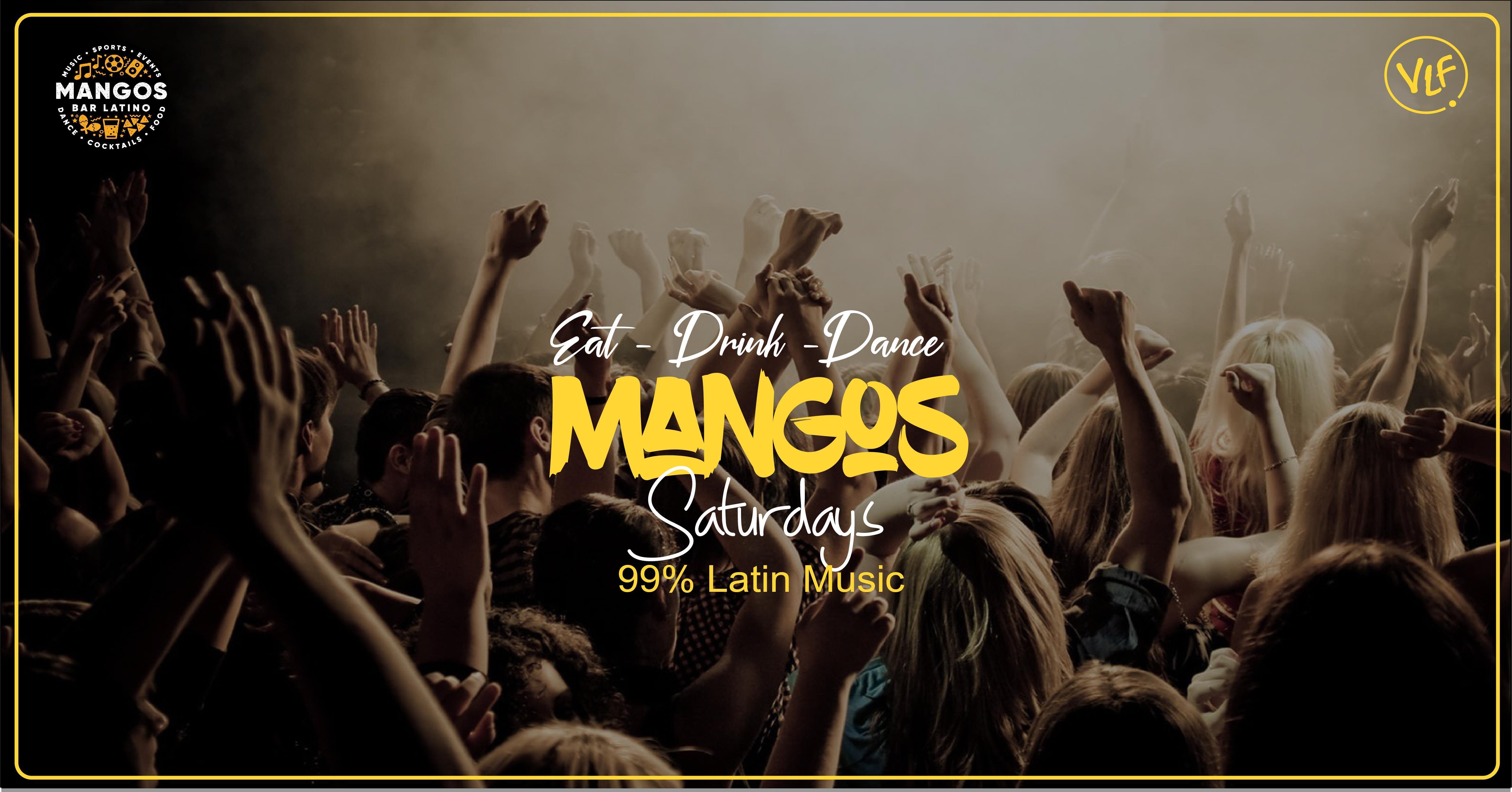 Mangos Saturdays : Vancouver Salsa Saturday