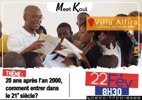 Meet Koul! Un MeetUp avec Mamadou Koulibaly