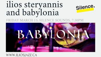 Silence Presents: Ilios Steryannis