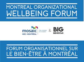 Forum sur le Bien-être Organisationnel -...
