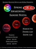 Queerly Beloved Presents: Spring Awakening: Sangre...