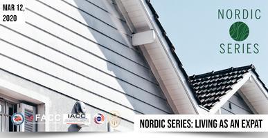 Nordic Series @ GATEWAY: Living as an Expat