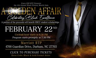 A Golden Affair: Celebrating Black Excellence hosted...