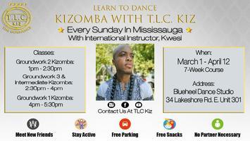 Kizomba Dance Lessons In Mississauga with Kwesi