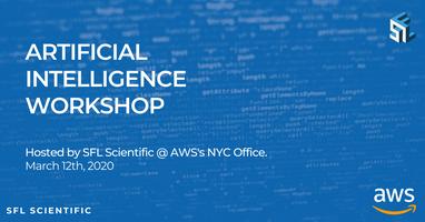 SFL Scientific   AWS - Artificial Intelligence Workshop