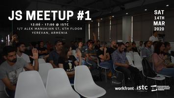 JavaScript Armenia Meetup #1