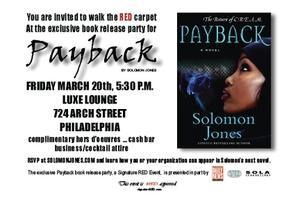 PAYBACK - A RED Carpet Book Release Party