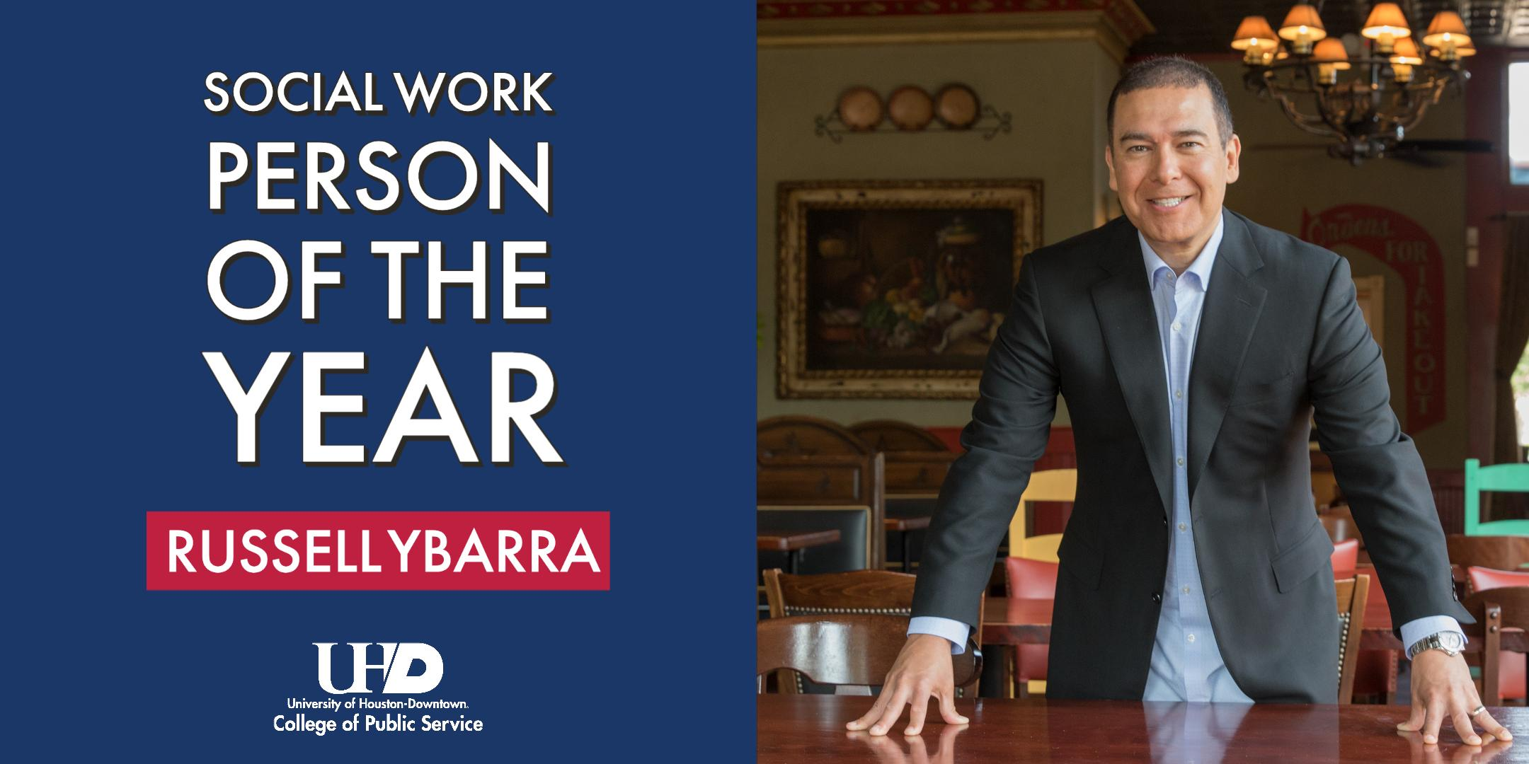 UHD's Social Work Person of the Year