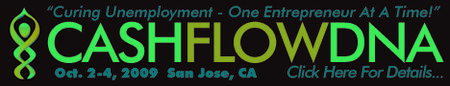 CashFlowDNA - San Jose Bootcamp - 3 Days to a thriving...
