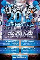 Special FREE Screening of The 11Eleven11 Project Films...