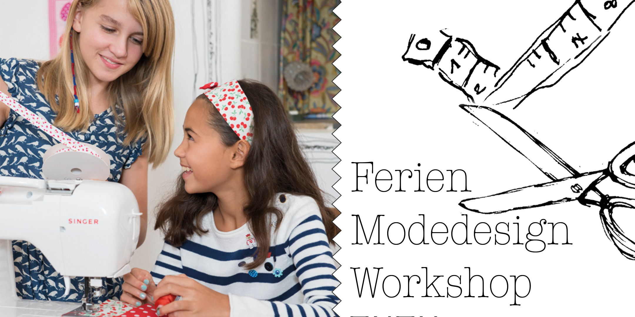 Ferien-Näh-Workshop