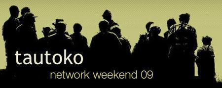 Tautoko Network Weekend 2009