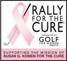 Rally for the Cure Golf Tournament at DeBell Golf Cours...