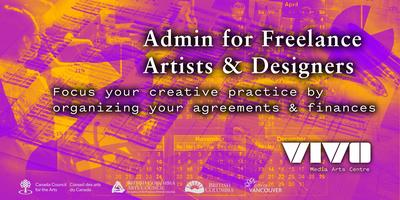 Admin for Freelance Artists & Designers with Stuart...