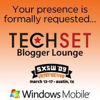TechSet Blogger Lounge & Party, sponsored by Windows...