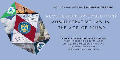 HLJ Symposium 2020: Revolution or Evolution:...